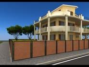 Recinzione decorativa Canova® - BETAFENCE ITALIA