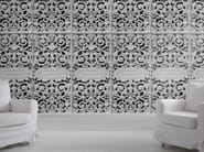 Motif wallpaper CAST IRON - Mineheart