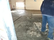 Screed and base layer for flooring CentroStorico Screed - Laterlite