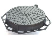 Manhole cover and grille for plumbing and drainage system D400 - LINK industries