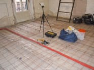 Floor slab connector CONNETTORE CENTROSTORICO LEGNO - Laterlite