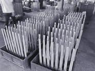 Rectangular aluminium table DADA | Aluminium table - Grado Design Furnitures