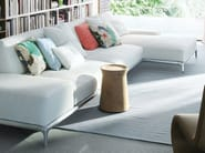 Round solid wood coffee table DAMA - Poliform