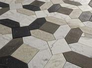 Marble mosaic DECO' - CASALE PICCOLO - Lithos Mosaico Italia - Lithos