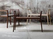 Wooden bench DEER - MINT FACTORY