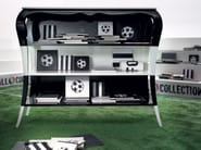Home furnishings idea bookcase Juventus - Football Collection - Modenese Gastone