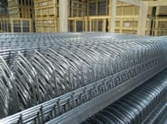 Tailored welded mesh DEFIM MESH - NUOVA DEFIM