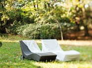 Garden daybed with Casters DELFINO   Garden daybed - Atmosphera