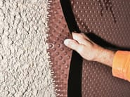 Honeycombed and textured membrane DELTA®-AT 1200/800 - DÖRKEN ITALIA
