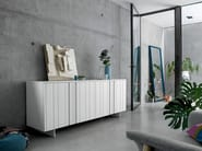 Lacquered sideboard with doors DESIGN - Dall'Agnese