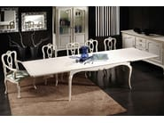 Extending solid wood table DESIREE | Table - Arvestyle