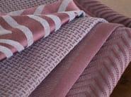 Jacquard fabric with graphic pattern DIMORA CHEVRON - l'Opificio