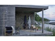 Batyline® garden armchair DJURÖ | Batyline® garden armchair - Skargaarden