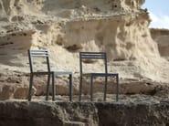 Aluminium garden chair DNA | Chair - GANDIA BLASCO