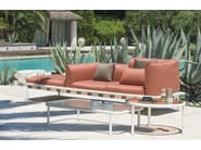 Modular 3 seater garden sofa DOCK | 3 seater sofa - EMU Group S.p.A.