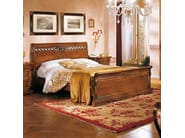 Solid wood double bed DOGI   Solid wood bed - Arvestyle