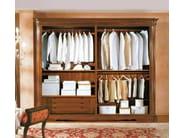 Solid wood wardrobe DOGI | Wardrobe - Arvestyle