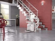 Chairlift for curved staircases DOLCE VITA - Vimec