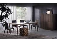 Rectangular table DOMINIQUE | Ceramic table - Pacini & Cappellini