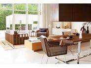 Fabric sofa DORSODURO | Sofa - Varaschin