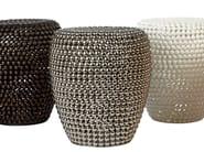 Sgabello in metallo DOT | Sgabello in metallo - Pols Potten
