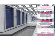 Resin wall/floor tiles DRACOFLOOR ANTISTATICO | Resin continuous flooring - DRACO ITALIANA