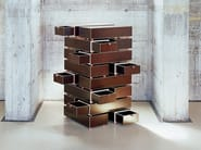 Free standing modular chest of drawers DRAW - MORGEN Interiors