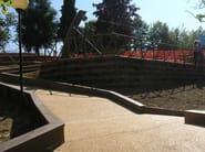 Drenatech® - Camminamenti parco giochi San Giacomo di Roburent