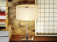 Table lamp with dimmer DRUM | Table lamp - FontanaArte