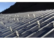 Coverage system with joint drainage DRYTEC® - CENTROMETAL