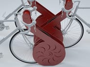 Steel Bicycle rack DUCK - CITYSì