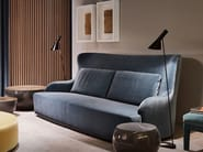 Sofa with removable cover DUKE - Meridiani