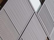 Sliding extruded aluminium solar shading DUTEC 70S - INDÚSTRIAS DURMI