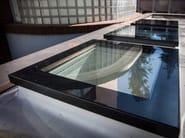 PVC roof window DXF DU6 - FAKRO