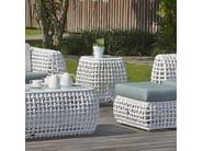 Side table DYNASTY 22385 - SKYLINE design