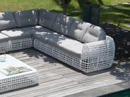 Sectional modular garden sofa DYNASTY | Sectional sofa - SKYLINE design