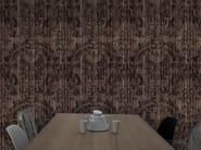 Wallpaper DARK DRIFTWOOD DAMASK - Mineheart
