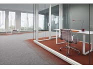 Carpet tiles Desso Fuse Create - TARKETT