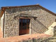 Iron door canopy Door canopy 3 - Garden House Lazzerini