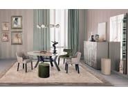Round marble table EATON | Table - Casamilano