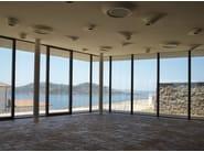 Thermal break window EBE 85 | Porte e Finestre - SECCO SISTEMI
