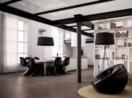 Full-body porcelain stoneware flooring with wood effect ECLIPSE - Ceramiche Marca Corona