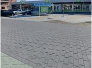 Concrete paving block ECO FILTER® - MICHELETTO PAVIMENTAZIONI