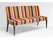 Fabric small sofa ECONO VERY BRITISH | Small sofa - KARE-DESIGN