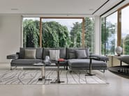Sectional fabric sofa EGO | Sectional sofa - Arketipo