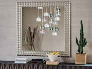 Square framed mirror EGYPT - Cattelan Italia