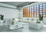 Aluminium thermal break window EKU PERFEKTION® LINEA FERRO - PROFILATI