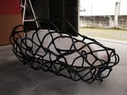 Fiberglass sofa ELIPSE K1061 - Karpa