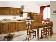 Custom fitted kitchen with handles EMMA - ARREDO 3