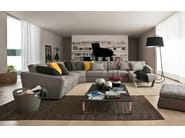 Rectangular coffee table for living room ENDLESS - Calligaris